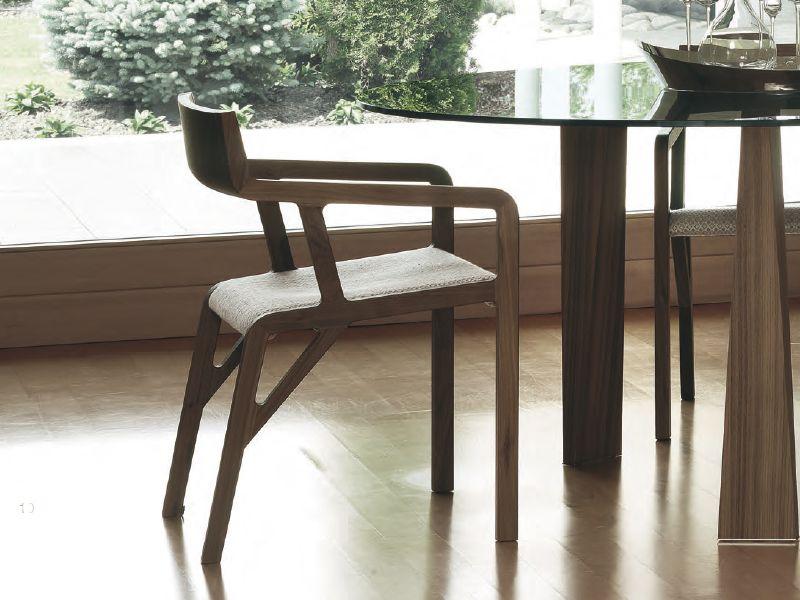 Silla de madera break feg industria mobili muebles for Industria mobili