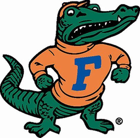 Florida Gators Clipart Clipartfest Florida Gators Gator Logo Florida Gators Logo