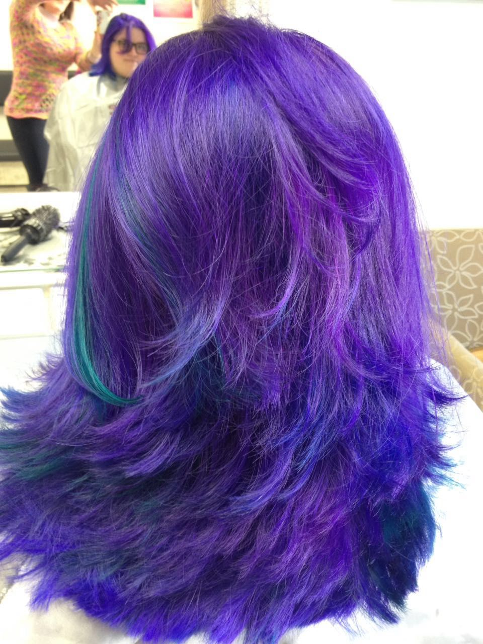 Beautiful Color Hair Cabelos Coloridos Pinterest