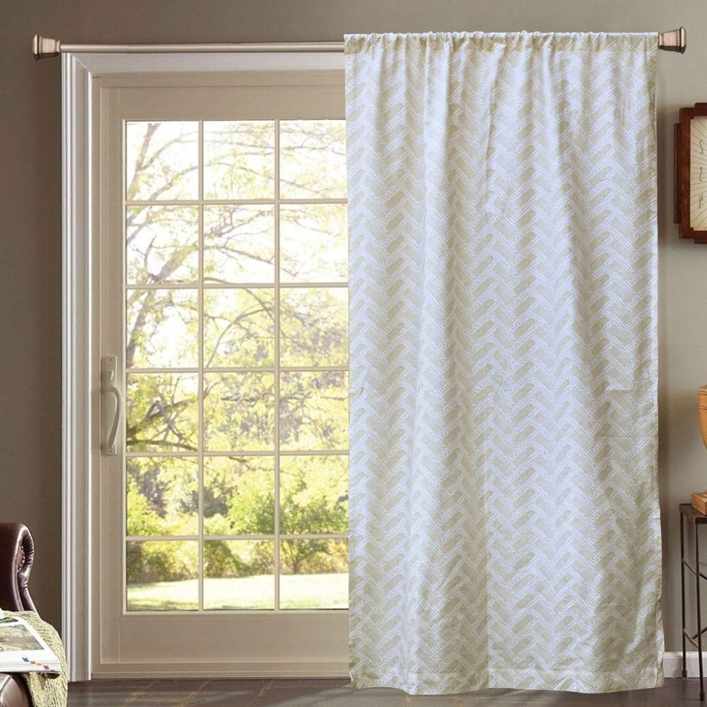 Mb Sakata Design One Piece Pocket Curtain Exportleftovers
