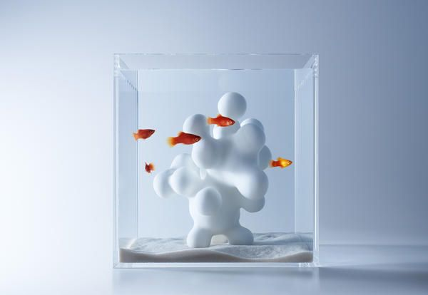 Design acquarium collection by Japanese Haruka Misawa - Elle Decor Italia