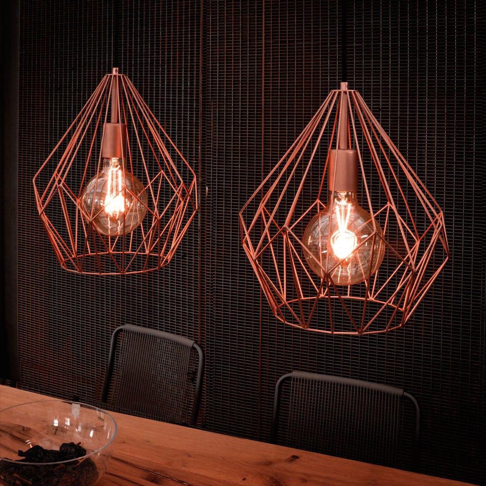 Licht Skapetze skapetze uffico metall pendelleuchte im vitange look