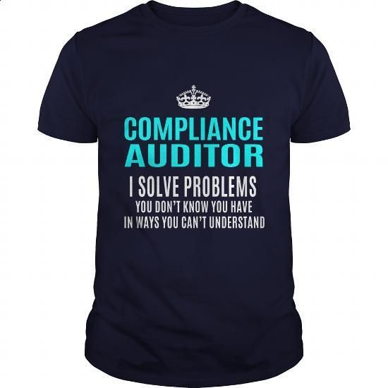 COMPLIANCE-AUDITOR - #hoodies for girls #blue hoodie. BUY NOW => https://www.sunfrog.com/LifeStyle/COMPLIANCE-AUDITOR-101422226-Navy-Blue-Guys.html?60505