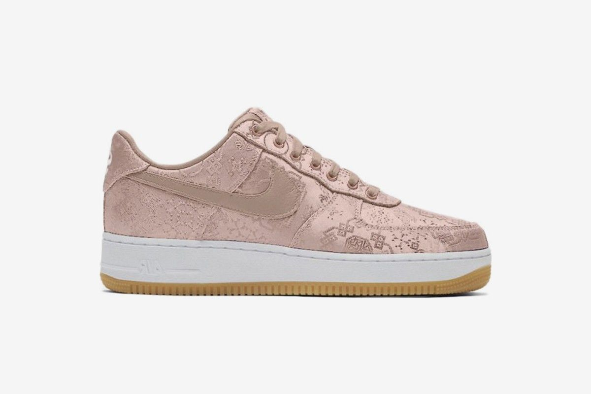 How to Cop the New Rose Gold CLOT x Nike Air Force 1 | Nike