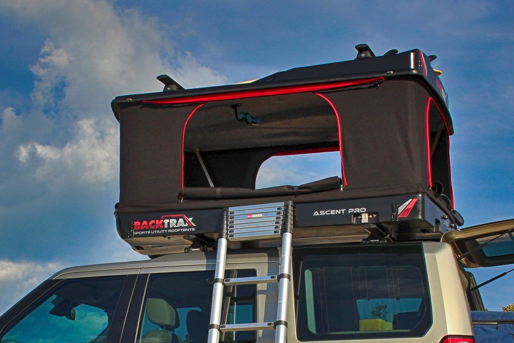 backtraxsportsutilityrooftent in 2020 Roof tent, Off