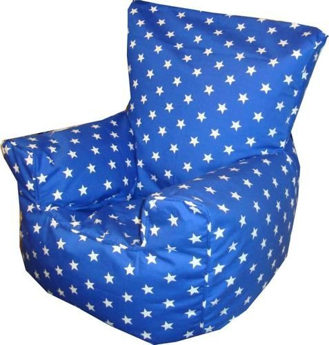 Excellent Details About Childrens Polka Dot Stars Bean Bag Chair Kids Andrewgaddart Wooden Chair Designs For Living Room Andrewgaddartcom