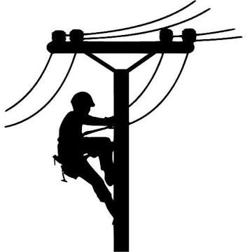 cool lineman stuff google search linemen pinterest lineman rh pinterest com football lineman clipart free power lineman clipart