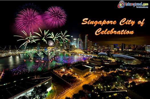 Fly Singapore With Great Discounts On Flights Amp Hotels Only At Www Takemytravel Com New Years Eve Fireworks New Year Fireworks Best Fireworks