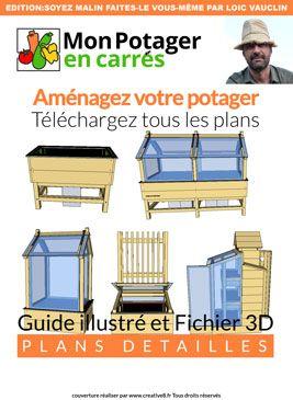 10 l gumes pour le potager du d butant jardin potager potager bois et jardinage potager. Black Bedroom Furniture Sets. Home Design Ideas
