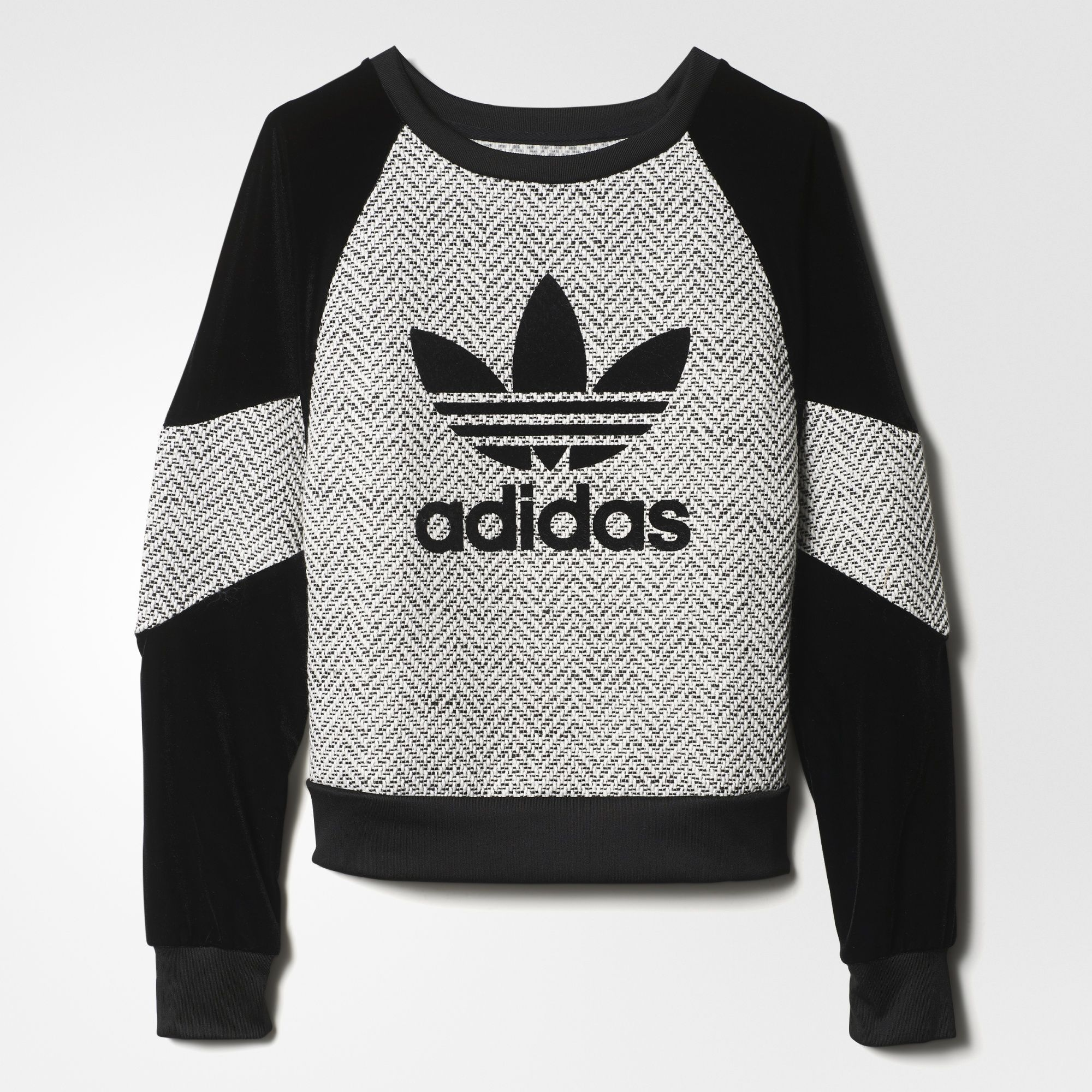 sweat fille ado adidas
