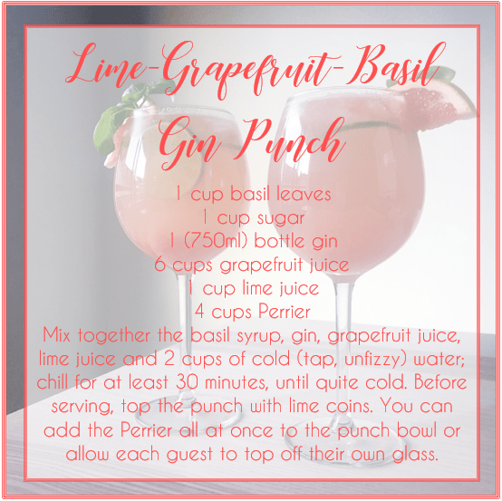 5 of the Best Grapefruit Cocktails - Délicieux Cocktails de Pamplemousse - Spring Cocktails - Grapefruit Cocktail Recipes - Lime-Grapefruit-Basil Gin Punch - Grapefruit Moscow Mule - Grapefruit Mojito - The Perfect Grapefruit Margarita - Rosemary Grapefruit Refresher - Blog - TrineNicole.com #grapefruitcocktail 5 of the Best Grapefruit Cocktails - Délicieux Cocktails de Pamplemousse - Spring Cocktails - Grapefruit Cocktail Recipes - Lime-Grapefruit-Basil Gin Punch - Grapefruit Moscow Mule - Gr #grapefruitcocktail