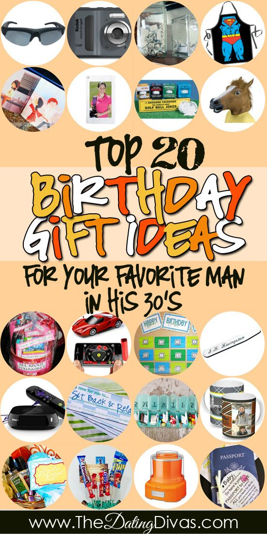 Check Out The Dating Divas Birthday Gift Guide For Your Favorite Man In His 30s Our Top 20 Best Gifts TheDatingDivas Giftguide Forhim