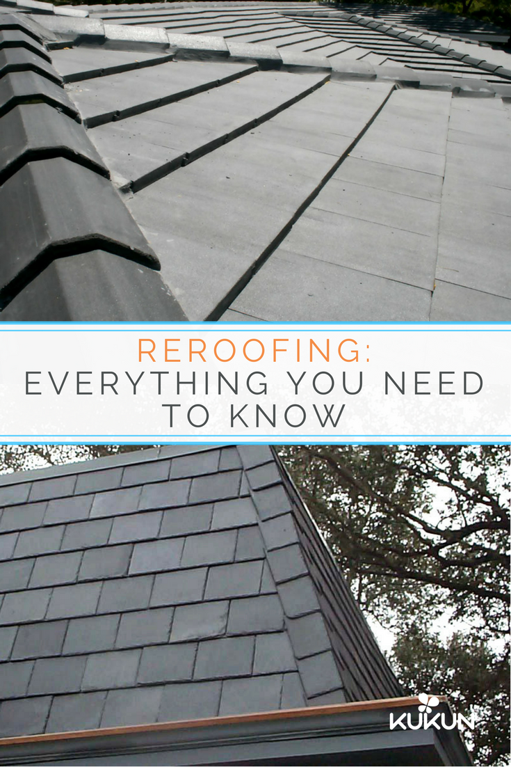 Identifying The Issues Affecting Your Roof Is An Easy Task But Choosing Between Repairing Or Replacing The Roof Leaves A Lot Reroofing Roofing Roofing Options