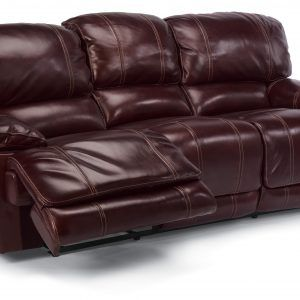 Flexsteel Crosstown Six Piece Reclining Sectional Sofa For Dimensions 3200 X Stevens Leather Beds Frequently Get A Bad Rap