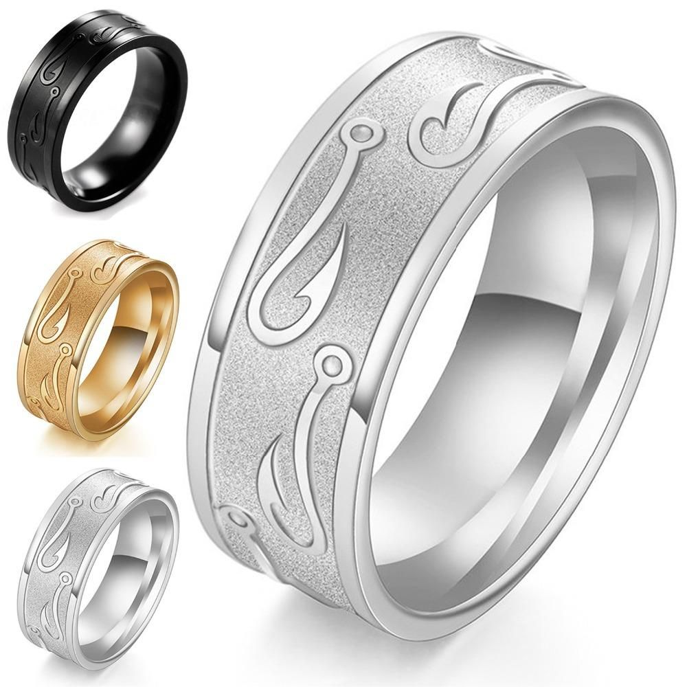 2018 Never Fade Stainless Steel Wedding Ring For Men And Women In 2020 Stainless Steel Wedding Ring Mens Wedding Rings Steel Wedding Ring