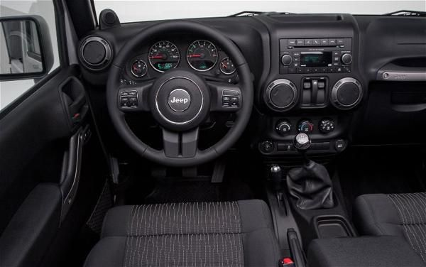 2012 Jeep Rubicon Interior Can T Wait To Be Driving One Of These