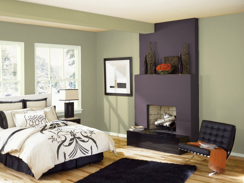 Pin On Dream Home #sage #walls #living #room