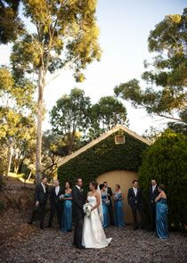 Nanga Gnulle Bendigo Garden Wedding Venue