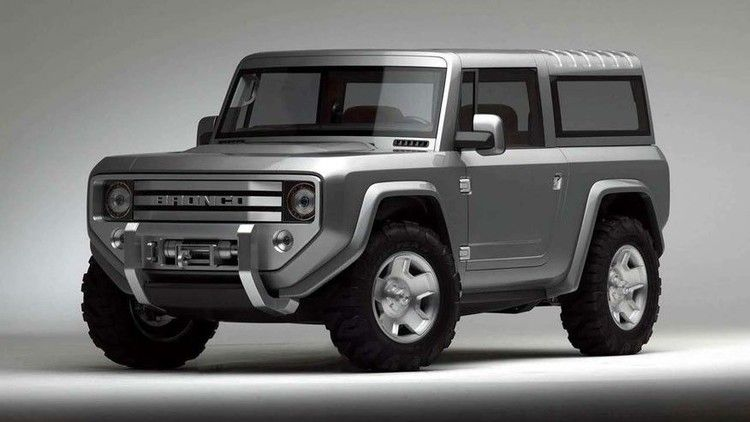 Ford Bronco To Co Star With Dwayne Johnson In Rampage Fox News