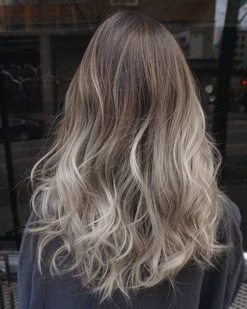 #blondeombre