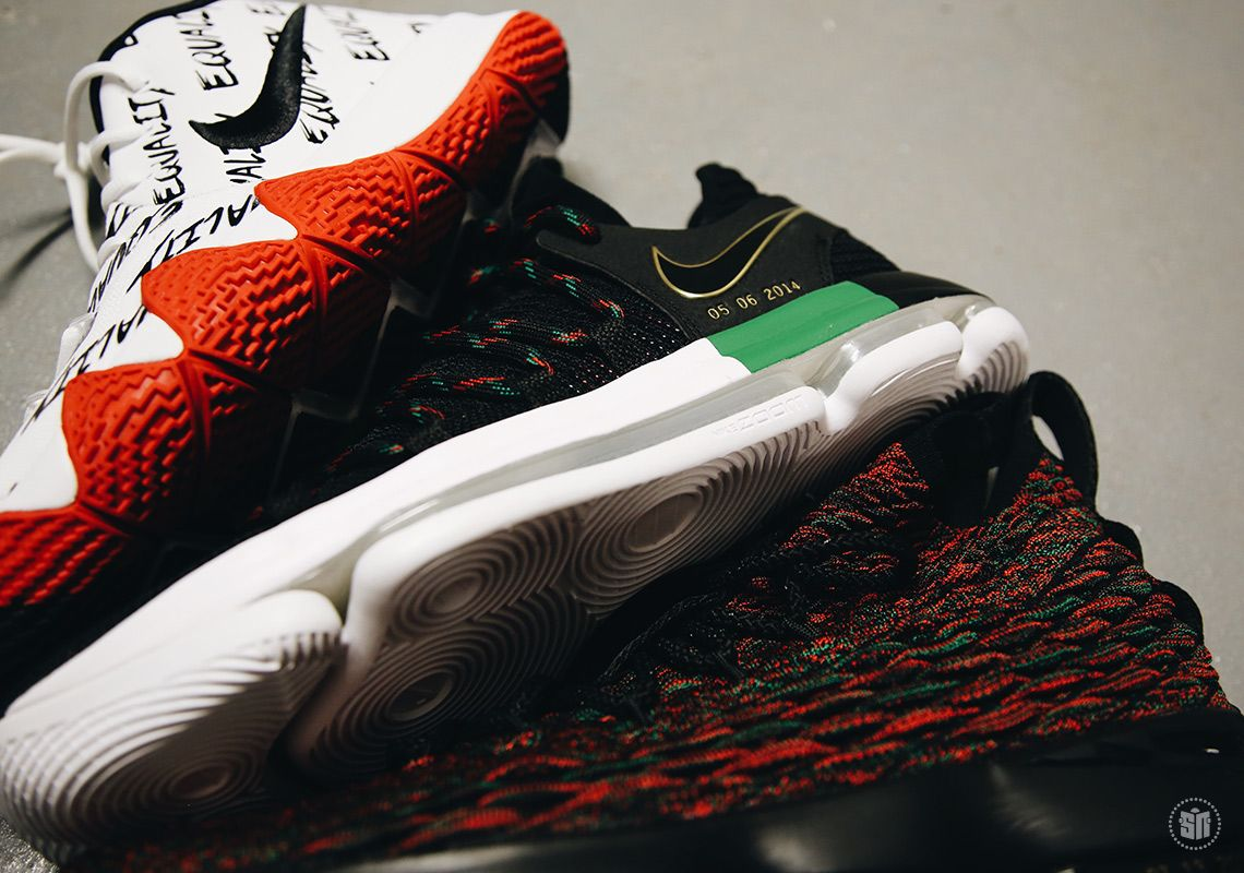 Nike Kyrie 4 KD 10 LeBron 15 BHM Equality Release Info #thatdope #sneakers #