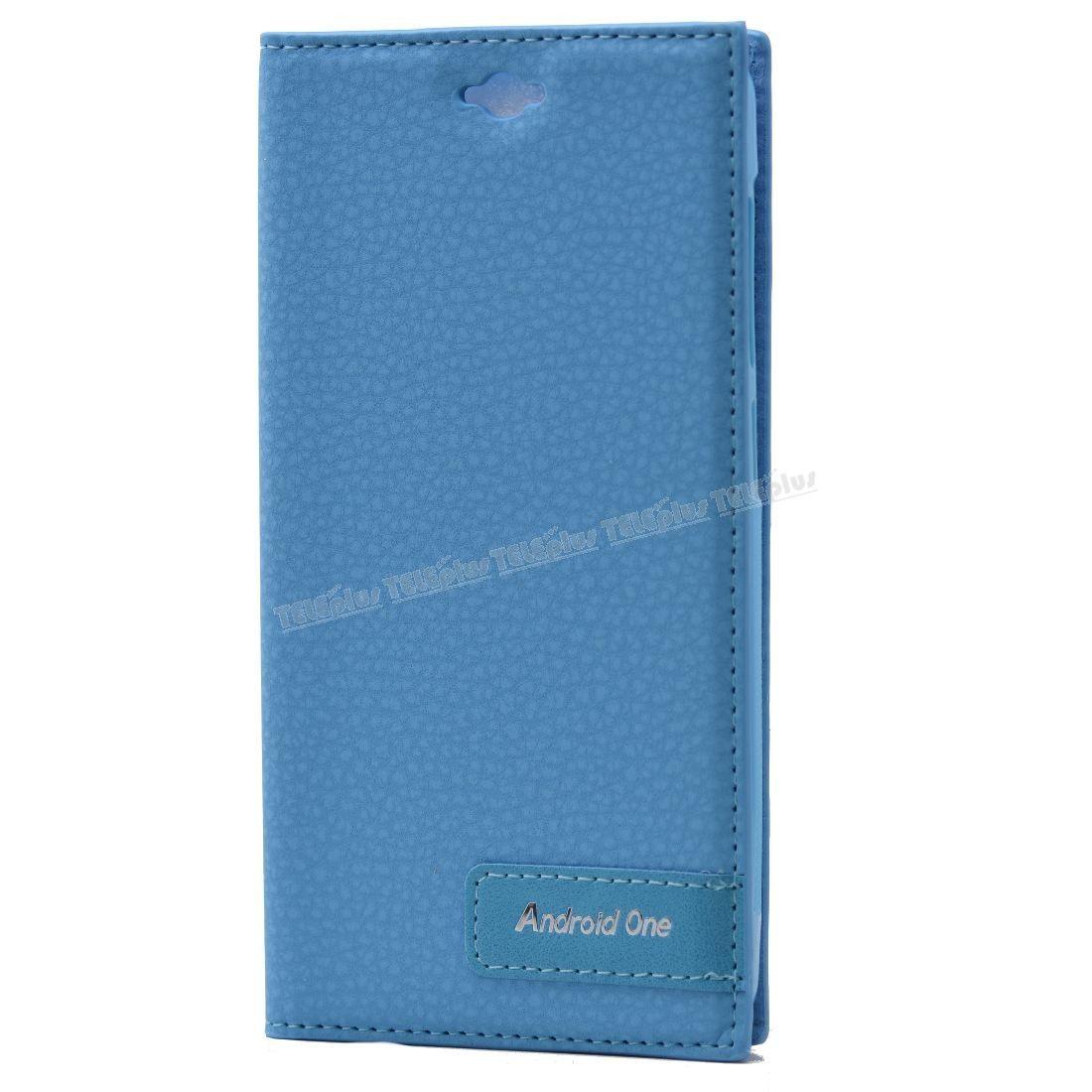 Android One 4G Flip Cover Kılıf Mavi -  - Price : TL29.90. Buy now at http://www.teleplus.com.tr/index.php/android-one-4g-flip-cover-kilif-mavi.html
