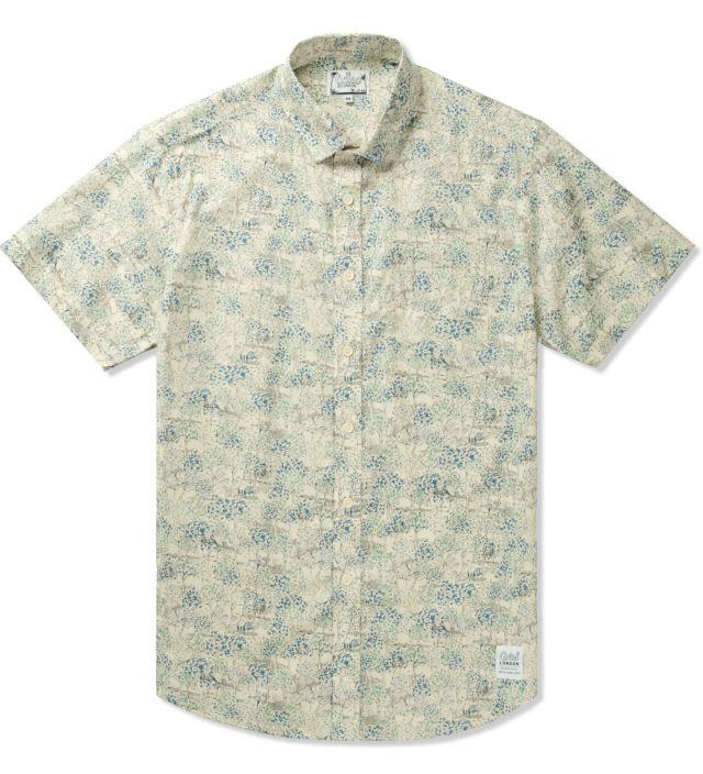 Grey Tsuri S/S Shirt