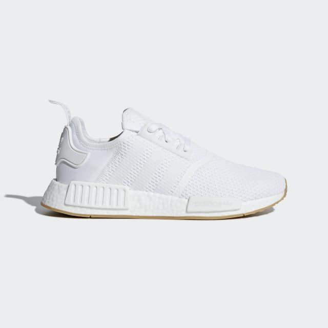 5a508484e NMD R1 Shoes White D96635 Online Shopping Australia