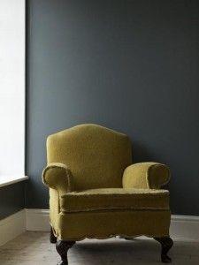Okergeel interieur wonen inspiration farrow-ball com - interieur ...