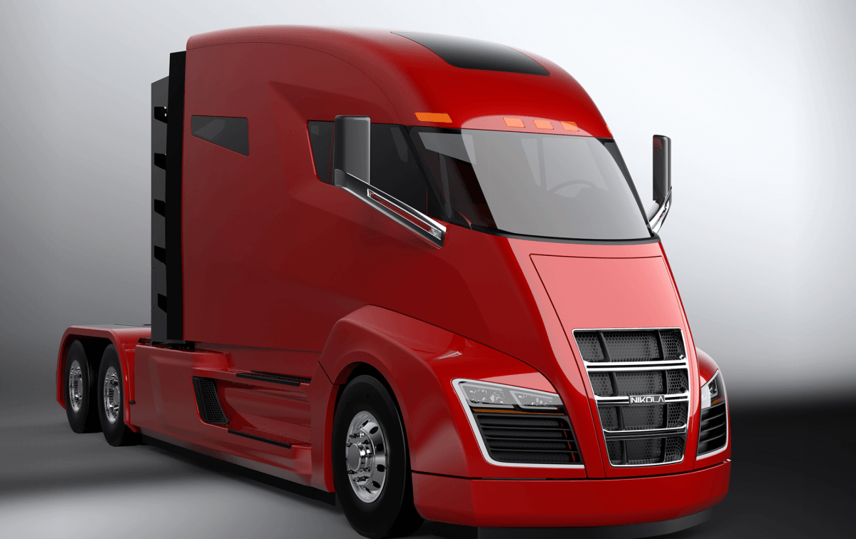 Electric Semi Truck To Make Its Debut Electric semi