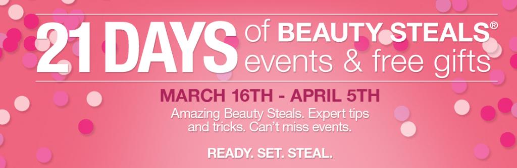 Ulta 21 Days of Beauty, Spring 2014 Beauty event, Ulta, Day
