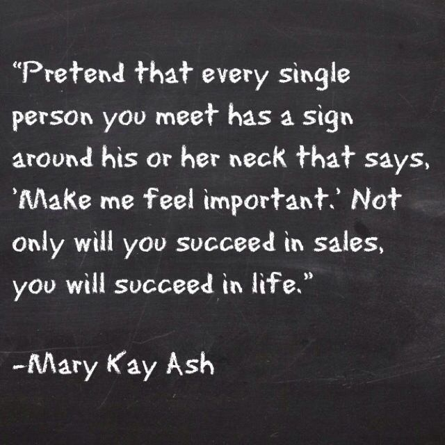 Make Everyone You Meet Feel Important Be PRESENT Young Extraordinary Professional Quotes
