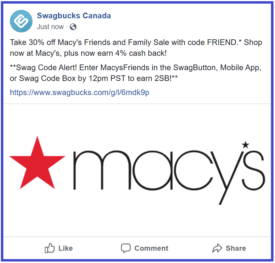 8 Pst To Aest swagbucks new #swagcode #2 #canada. please enter