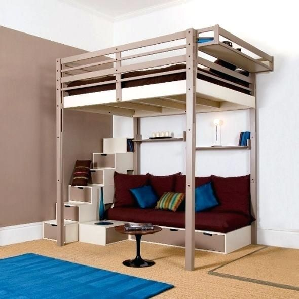 Loft Bed With Sofa Futon Beds For