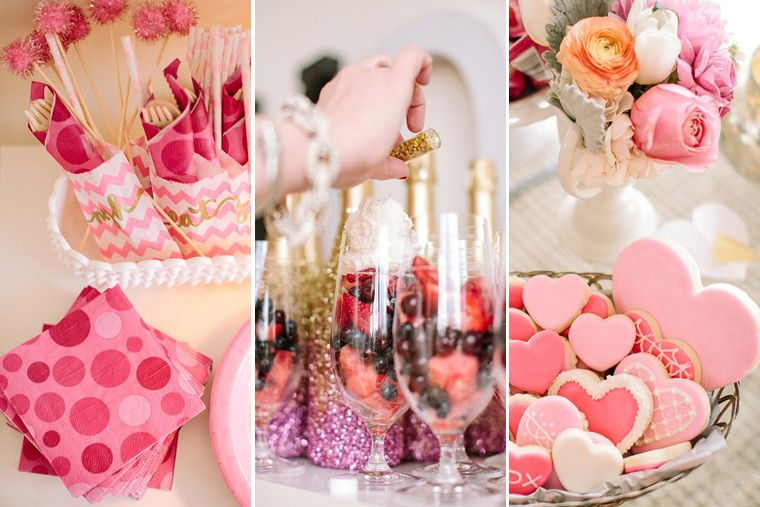 Fesselnd Food And Treats For The Ultimate Girls Valentineu0027s Day Party | Camp Makery