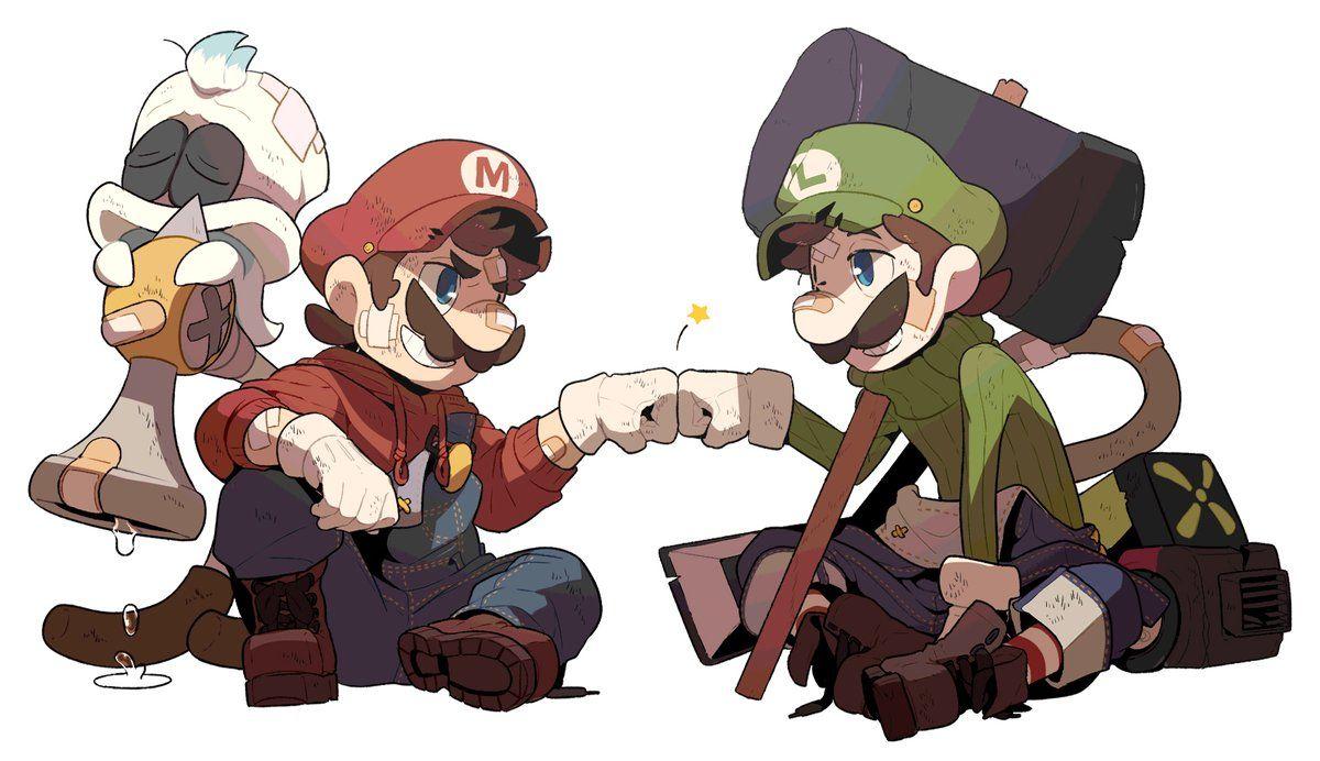 Pin by CVX on Mario | Super mario art, Super mario bros