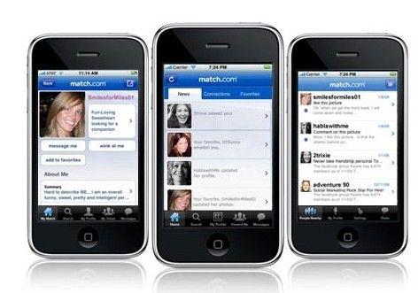 match.com dating app iPhone ingen streng dating app
