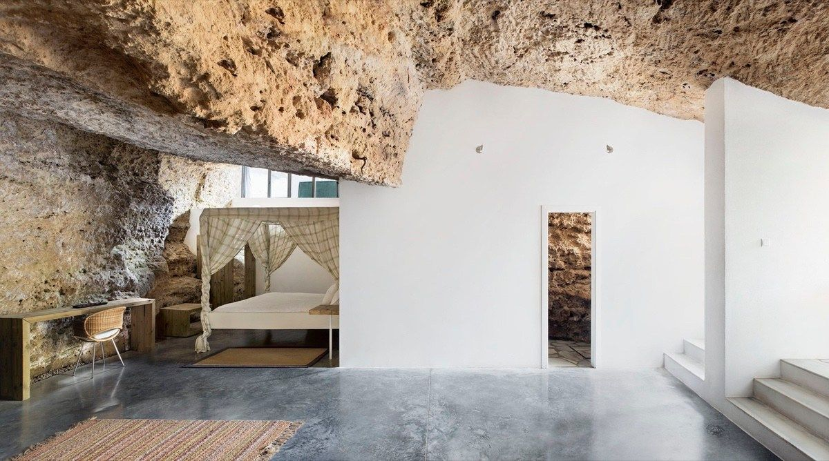 Good A Stunning Cave House In Spain