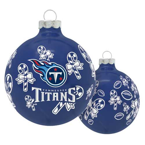 Tennessee Titans ornaments