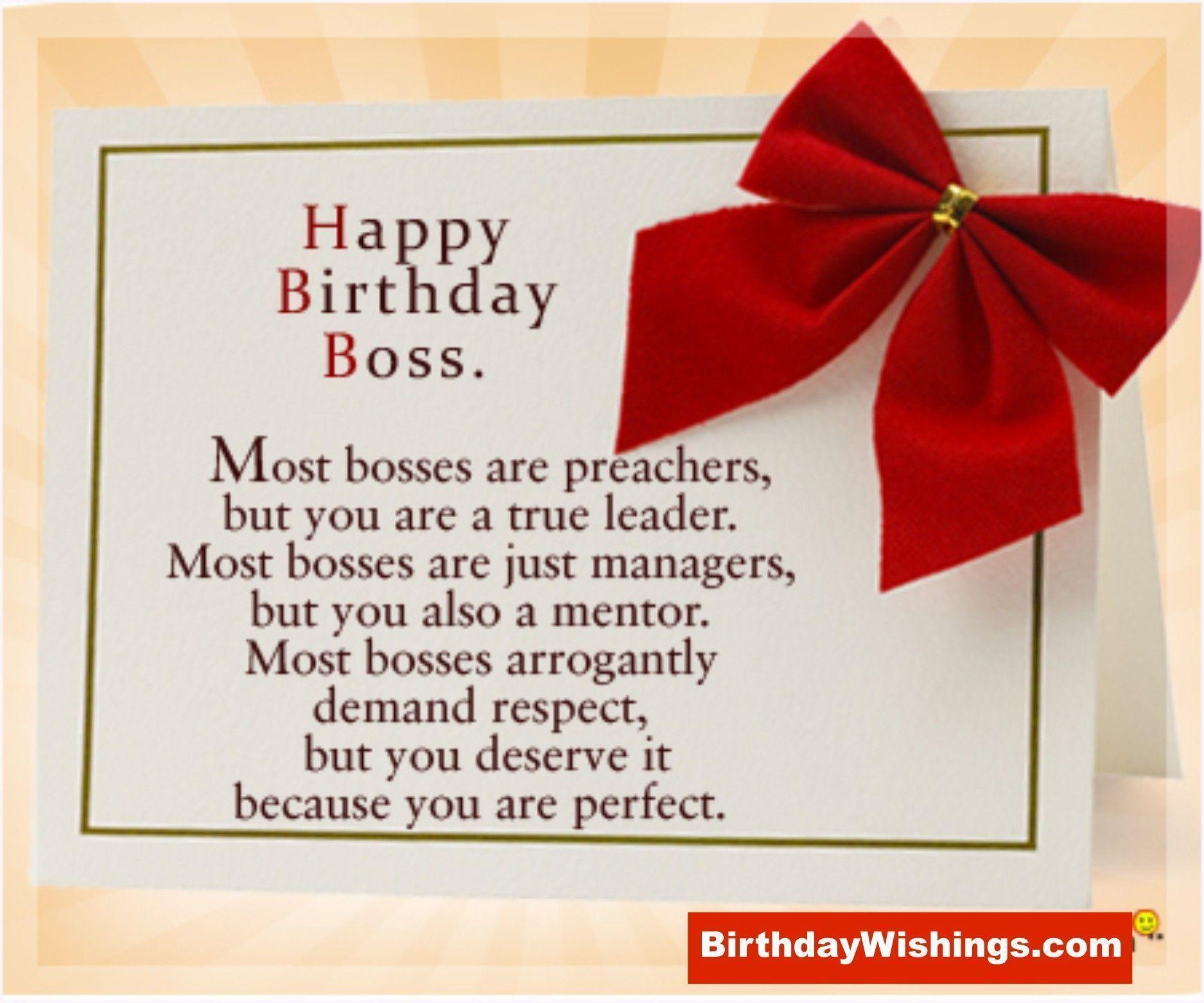 Alles Gute Zum Geburtstag Chef Zitate Schauen Sie Sich Diese