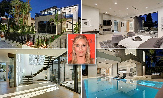 Olympic Gold Medalist Lindsey Vonn Splashes Out For Home In West Hollywood