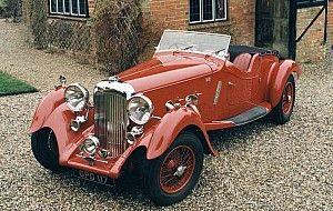1939 Aston Martin Lagonda V12 Rapide