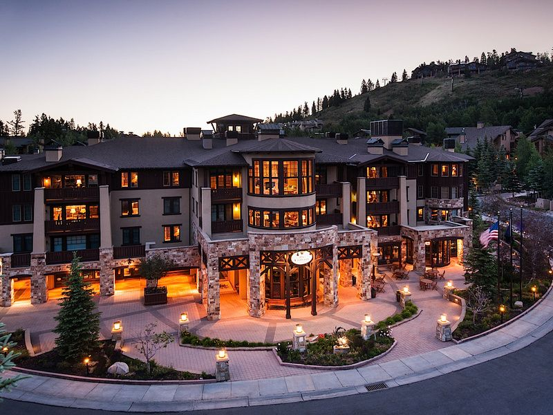 The Residences At The Chateaux Park City Utah Hotels Park City
