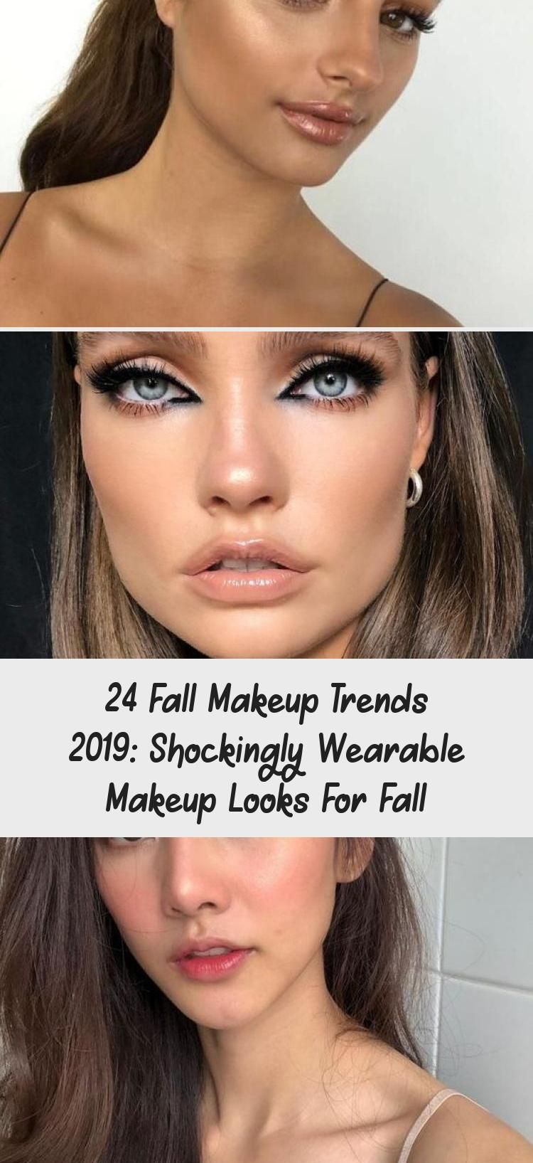 Photo of 24 Fall Makeup Trends 2019: Shockingly Wearable Makeup Looks For Fall – Eye Makeup