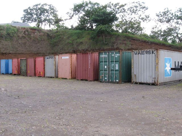 Used Shipping Containers prices in Costa Rica Architecture