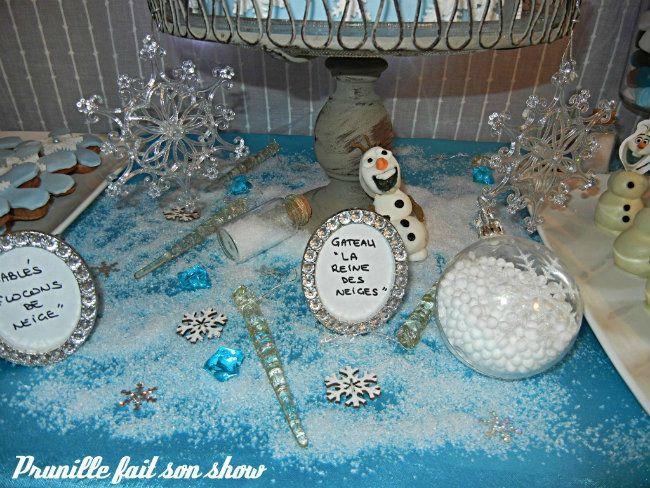 f te d 39 anniversaire la reine des neiges et sa sweet table reine des neiges pinterest. Black Bedroom Furniture Sets. Home Design Ideas