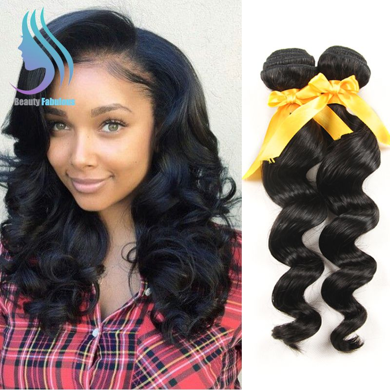 Find more hair weaves information about promotion 4 bundles find more hair weaves information about promotion 4 bundles brazilian virgin hair loose wave unprocessed brazilian pmusecretfo Images