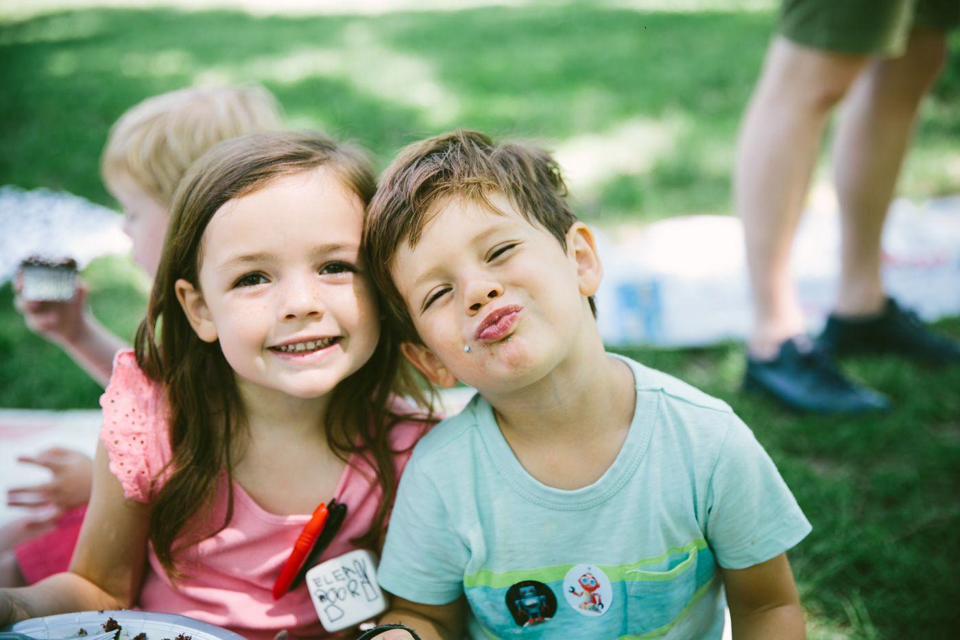 LOVE TAZA SAMSON'S 4TH BIRTHDAY