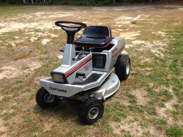 This Is One Of The Best Craigslist Ads Ever Written Absolutely Hilarious Lawn Mower Craftsman Riding Lawn Mower Funny Tongue Twisters