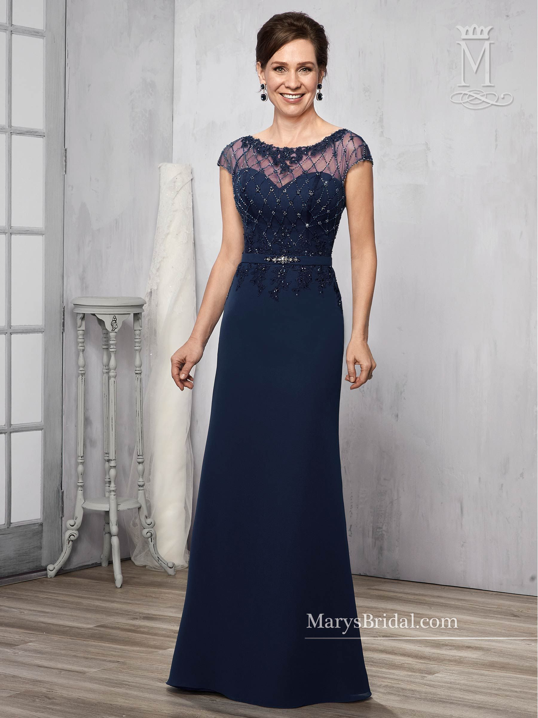 Wedding dresses for mother of the bride  Pin by Blanca ZilliHuerta on my dress  Pinterest  Bride gowns